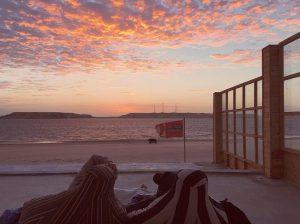 Dakhla Club - Club de plage - Coucher de soleil - Kitesurf